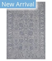 Solo Rugs Transitional S7020-BLUE  Area Rug