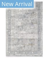 Solo Rugs Transitional S7033-GBLU  Area Rug
