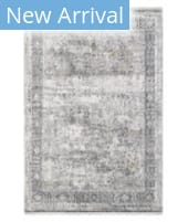Solo Rugs Transitional S7033-GRAY  Area Rug