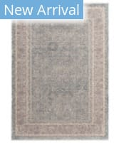 Solo Rugs Transitional S7502 Blue Area Rug