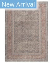 Solo Rugs Transitional S7502-DBLU  Area Rug
