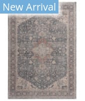Solo Rugs Transitional S7503 Blue Area Rug
