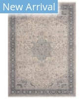 Solo Rugs Transitional S7503 Grey Area Rug