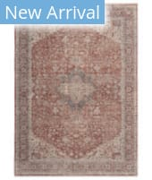 Solo Rugs Transitional S7503-ROSE  Area Rug