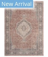 Solo Rugs Transitional S7504-ROSE  Area Rug