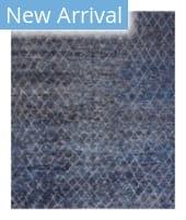 Stark Studio Rugs Essentials: Kitto Navy Blue - White