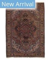 Tufenkian Heriz Antique Persian 6 Area Rug