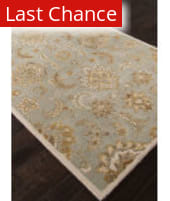 Rugstudio Sample Sale 103767R Ice Blue Area Rug