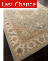 Rugstudio Sample Sale 82260R Blue Surf/Cloud White Area Rug