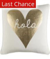 Surya Glyph Pillow Hola