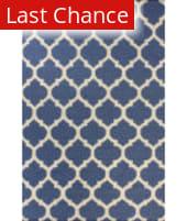Rugstudio Sample Sale 127768R Blue Area Rug