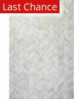 Rugstudio Sample Sale 159124R White Area Rug