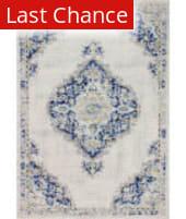 Bashian Mayfair Mh509 Ivory - Blue Area Rug