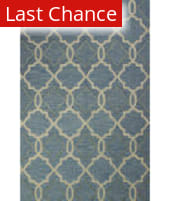 Rugstudio Sample Sale 127971R Light Blue Area Rug
