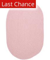 Rugstudio Sample Sale 160319R Blush Pink Area Rug