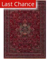 Rugstudio Sample Sale 172970R Antique Red Area Rug