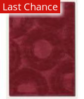 Couristan Focal Point Erosion Red 2636-6080 Area Rug