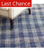Rugstudio Sample Sale 160868R Plaid Area Rug