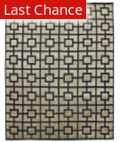 Rugstudio Sample Sale 168156R Denim Area Rug