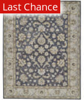 Rugstudio Sample Sale 184815R Charcoal Area Rug