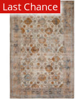 Rugstudio Sample Sale 220839R Cream - Beige Area Rug