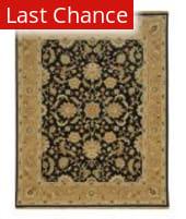 Jaipur Living Jaimak Lerik JM03 Ebony/Ginger Brown Area Rug
