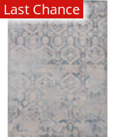 Rugstudio Sample Sale 158350R Angora and Tapestry Area Rug