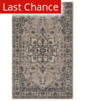 Rugstudio Sample Sale 169912R Chateau Gray - Mineral Gray Area Rug