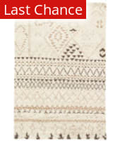 Rugstudio Sample Sale 109983RR Natural White Outlet Area Rug