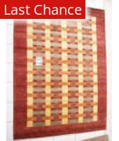 J. Aziz Peshawar Brown- 86885 8' 7'' x 11' 8'' Rug
