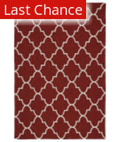 Rugstudio Sample Sale 128091R Red Area Rug