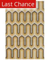 Karastan Panache Willis Tower Golden Rod Creme Brulee Area Rug