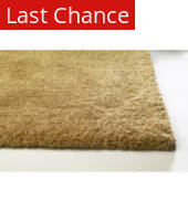 Rugstudio Sample Sale 54749R Gold Area Rug