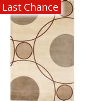 Rugstudio Sample Sale 30933R Ivory 9146 Area Rug