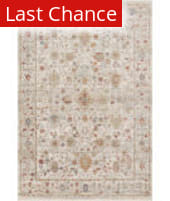 Rugstudio Sample Sale 210006R Ivory - Multi Area Rug