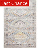 Rugstudio Sample Sale 206560R Ivory - Multi Area Rug
