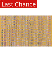 Rugstudio Sample Sale 113262R Yellow Area Rug