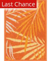 Rugstudio Sample Sale 113806R Orange / Multi Area Rug
