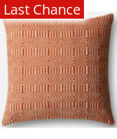 Rugstudio Sample Sale 163078R Orange - Ivory