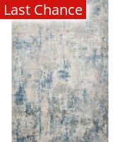 Rugstudio Sample Sale 206690R Grey - Blue Area Rug