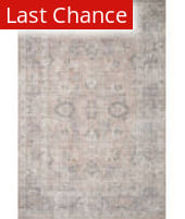 Rugstudio Sample Sale 204590R Blush - Grey Area Rug