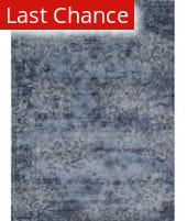 Rugstudio Sample Sale 113885R Light Blue / Grey Area Rug