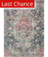 Rugstudio Sample Sale 186173R Mist - Multi Area Rug