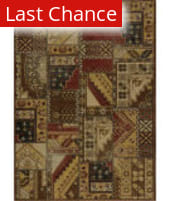 Rugstudio Sample Sale 162603R Tribal Gold Area Rug