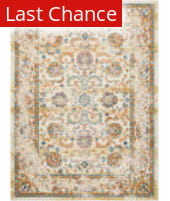Rugstudio Sample Sale 174076R Cream Area Rug