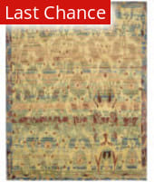 Rugstudio Sample Sale 124914R Gabbeh Area Rug