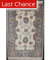 ORG Tuscan Dj-15 Beige - French Area Rug