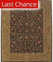 ORG Handtufted ATR-620 Brown Area Rug