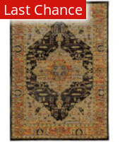Rugstudio Sample Sale 154317R Gold Area Rug