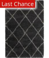 Rugstudio Sample Sale 167501R Charcoal - Grey Area Rug
